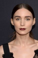 ROONEY MARA at Panthere de Cartier Collection Dinner in New York