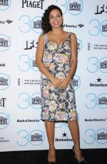 ROSARIO DAWSON at 30th Film Independent Spirit Awards Nominations in Hollywood