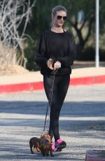 ROSIE HUNTINGTON-WHITELEY Out Hikinig in Los Angeles 1311