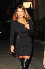 SAM FAIERS Night Out in Los Angeles