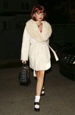 SARAH HYLAND at Kate Hudson's Halloween Bash in Brentwood