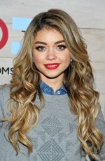 SARAH HYLAND at Toms for Target Launch Event in Culver City