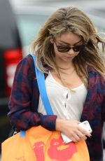 SARAH HYLAND Out and About in Los Angeles 3110
