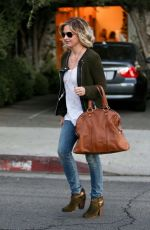 SARAH MICHELLE GELLAR Out and About in Los Angeles 2111