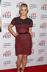 SASHA PIETERSE at Inherent Vice Premiere at AFI Fest 2014 in Hollywood