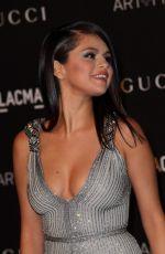 SELENA GOMEZ at 2014 Lacma Art + Film Gala in Los Angeles
