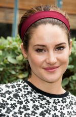 SHAILENE WOODLEY at The Fault in Our Stars Reunion in Century City