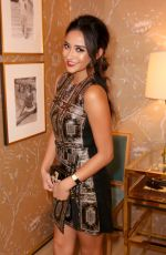 SHAY MITCHELL at Vogue and Tory Burch Celebrate the Tory Burch Watch Collection