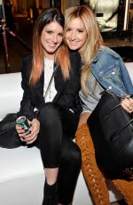 SHENAE GRIMES at Revolve Pop-up Launch Party in Los Angeles