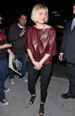 SIENNA MILLER Arrives American Sniper Screening in Los Angeles