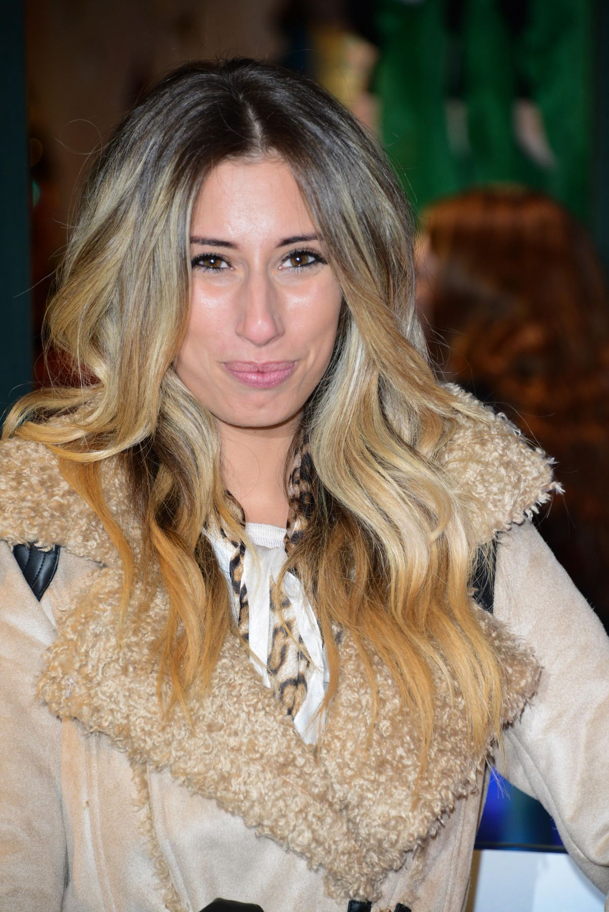 stacey solomon - photo #41