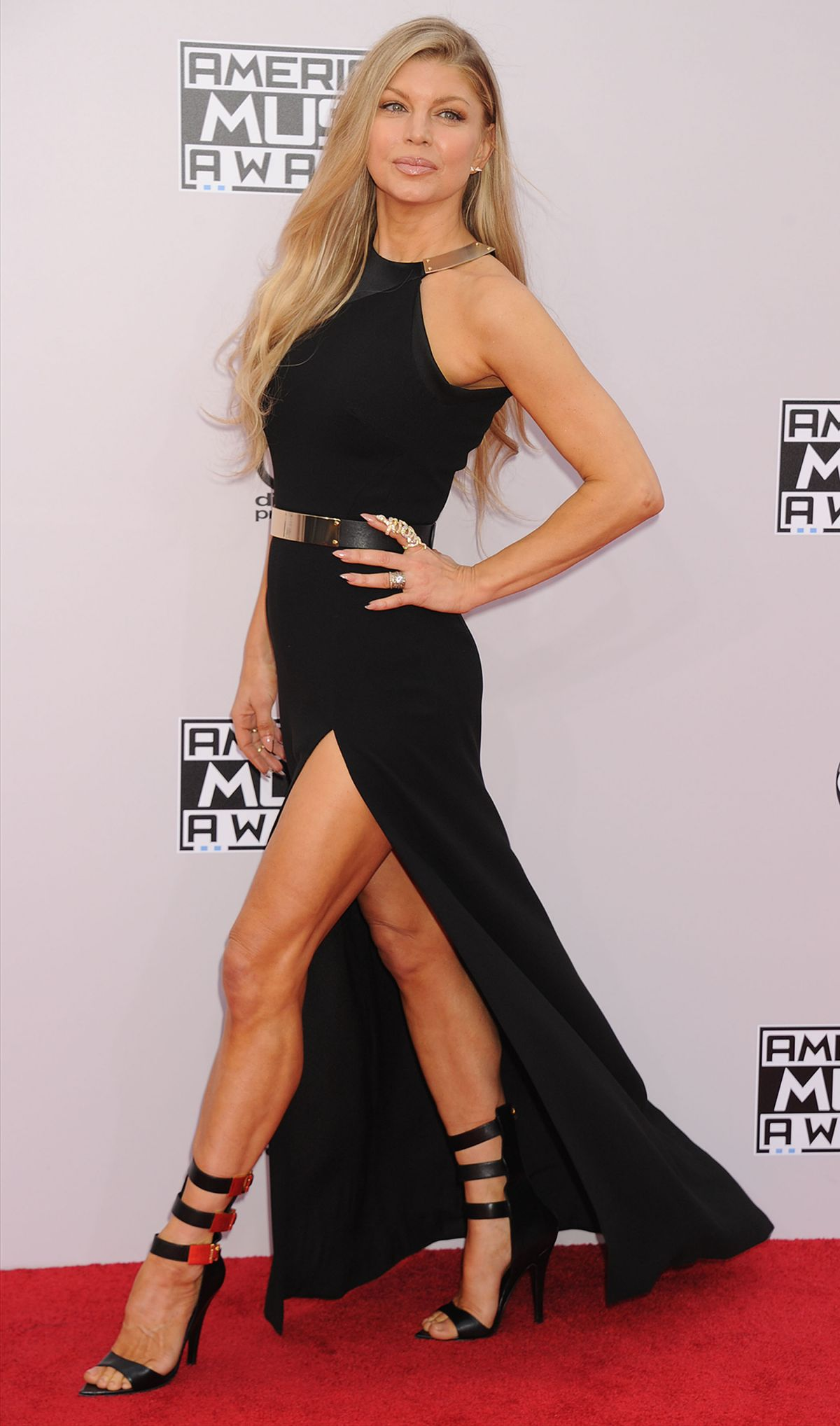 stacy fergie ferguson at 2014 american music awards in los