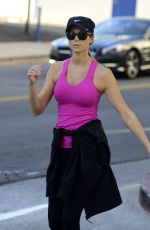 STACY KEIBLER Out and About in the Hollywood Hills 0411