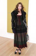 STEPHANIE SEYMOUR at Brant Foundation Art Study Center in New York