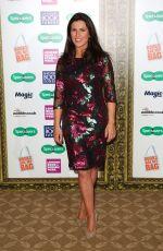 SUSANNAA REID at Specsavers National Book Awards in London