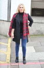 SUZANNE SHAW Leaves ITV Studios in London