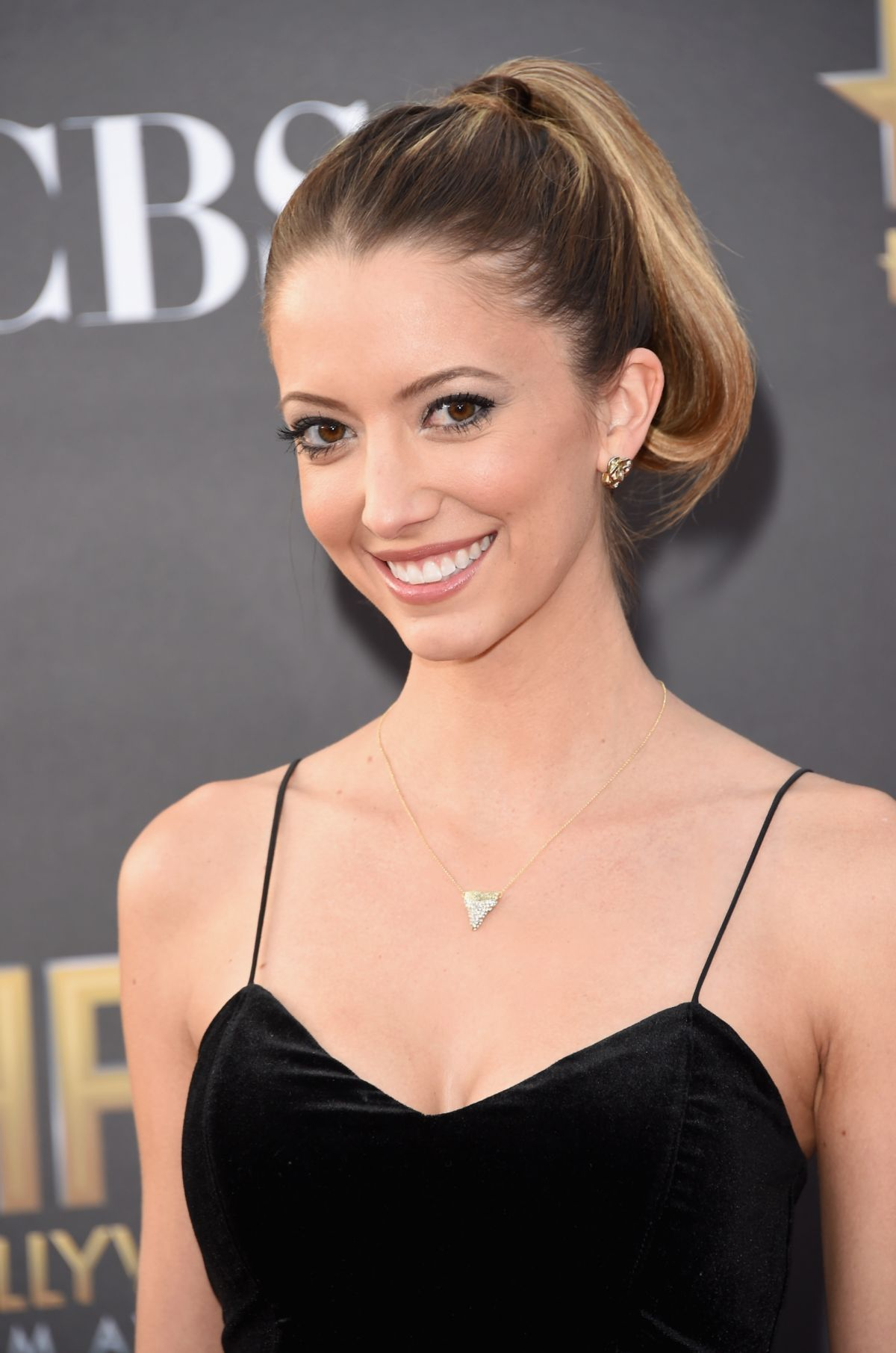 TARYN SOUTHERN at 2014 Hollywood Film Awards