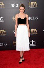 TARYN SOUTHERN at 2014 Hollywood Film Awards
