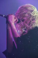 TAYLOR MOMSEN Performs at Brixton Academy in London