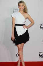 TAYLOR SCHILLING at 2014 American Music Awards in Los Angeles