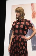 TAYLOR SWIFT at 1989 Album Tokyo Press Conference in Japan