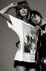 TAYLOR SWIFT for Grazia Magazine