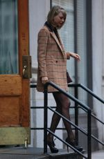 TAYLOR SWIFT Leaves Her Apartment in New York 1211