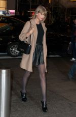 TAYLOR SWIFT Night Out in New York 1111