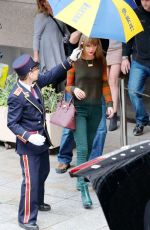 TAYLOR SWIFT Out and About in Tokyo