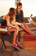 TAYLOR SWIT - Keds Commercial Photoshoot