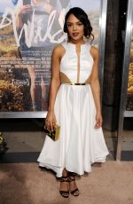 TESSA THOMPSON at Wild Premiere at Ampas Samuel Goldwyn Theater in Beverly Hills