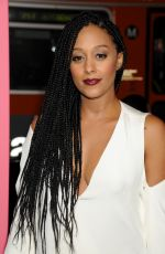 TIA MOWRY at Horrible Vosses 2 Premiere in Los Angeles