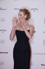 UMA THURMAN at Bambi Awards 2014 in Berlin