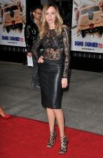 VANESSA ANGEL at Dumb And Dumber To Premiere in Westwood