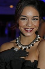 VANESSA HUDGENS at Hollywood Domino Dallas Charity Event in Dallas