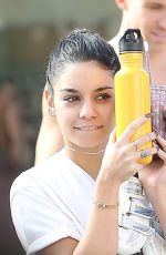 VANESSA HUDGENS Leaves a Gym Class in Los Angeles 2411