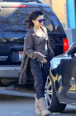 VANESSA HUDGENS Out and About in Los Angeles 2511
