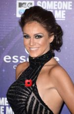 VICKY PATTISON at MTV Europe Music Awards 2014 in Glasgow