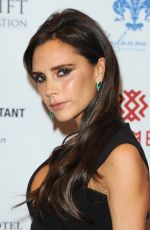 VICTORIA BECKHAM at Global Gift Gala in London