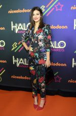 VICTORIA JUSTICE at Nickelodeon Halo Awards 2014 in New York