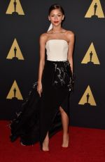 ZENDAYA COLEMAN at AMPAS 2014 Governor's Awards in Hollywood