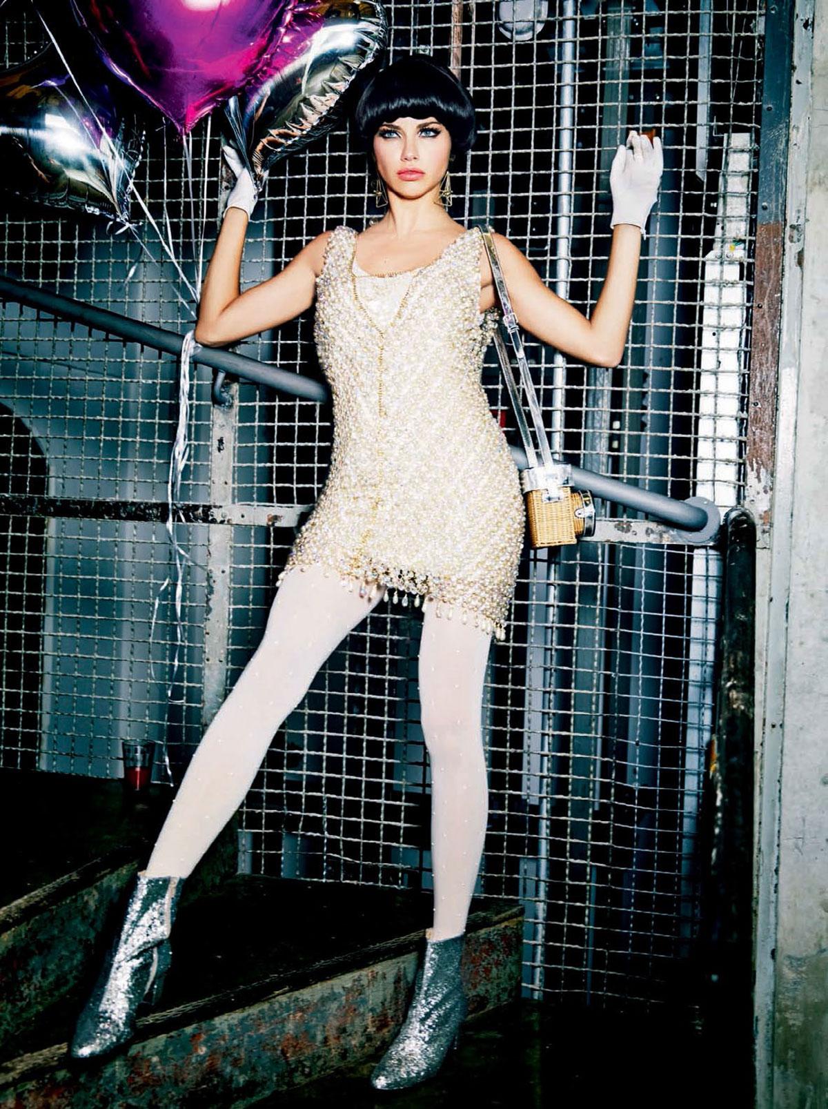 Vogue Magazine Photoshoot By Ellen Von