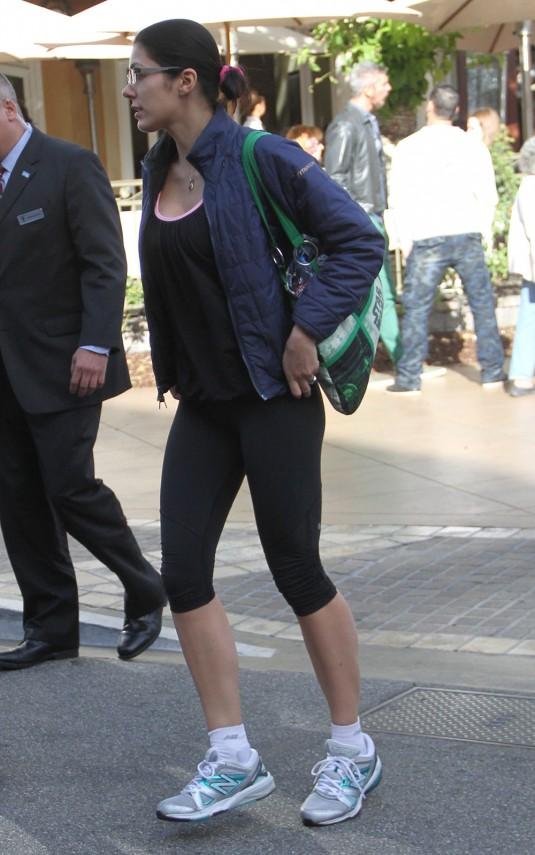 ADRIANNE CURRY in Leggings