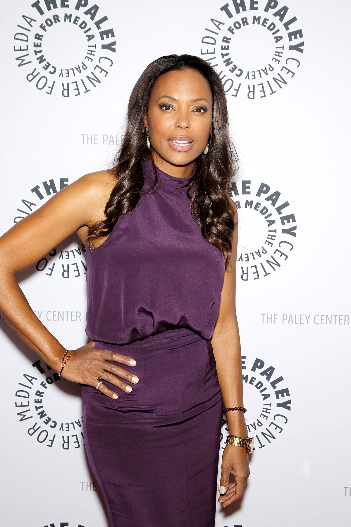 AISHA TYLER at Portrayals of Women in Science, Technology ...