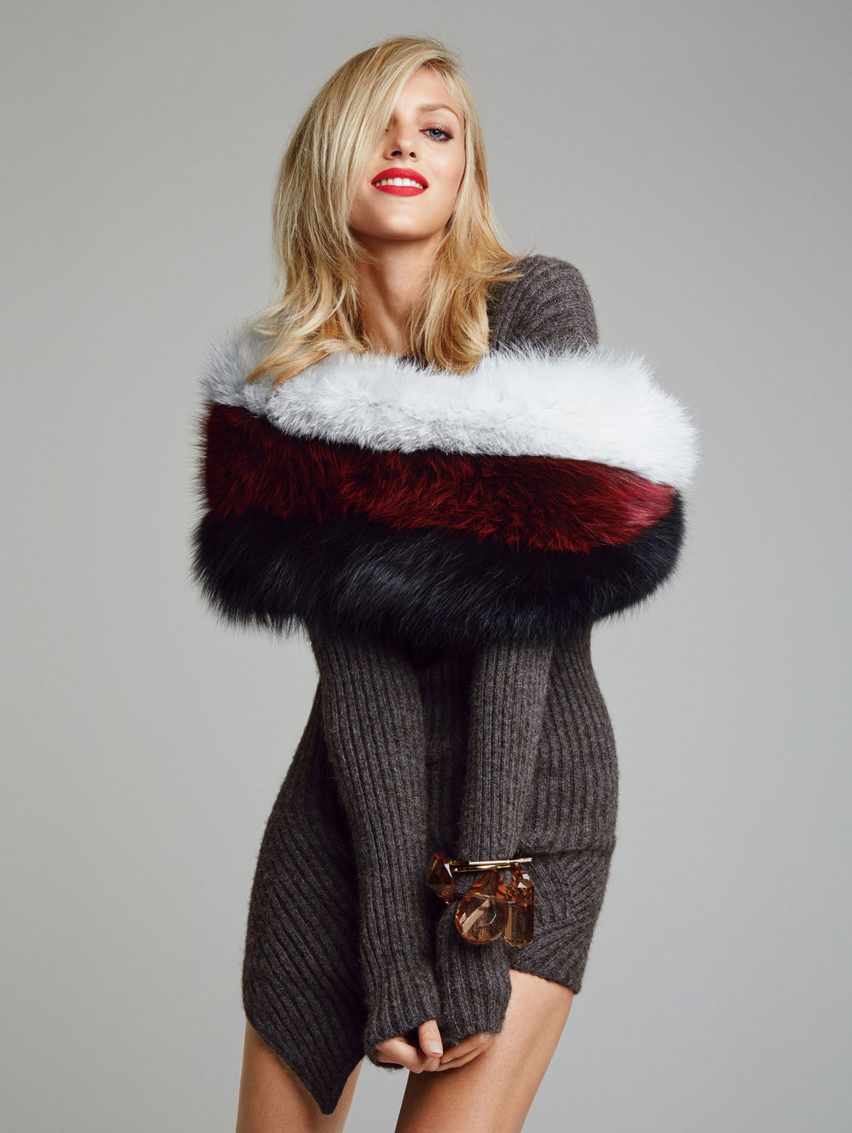 ANJA RUBIK – Vogue M...