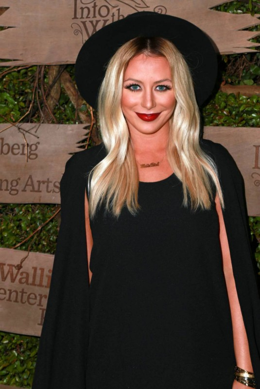AUBREY O'DAY Into the Woods Opening Night