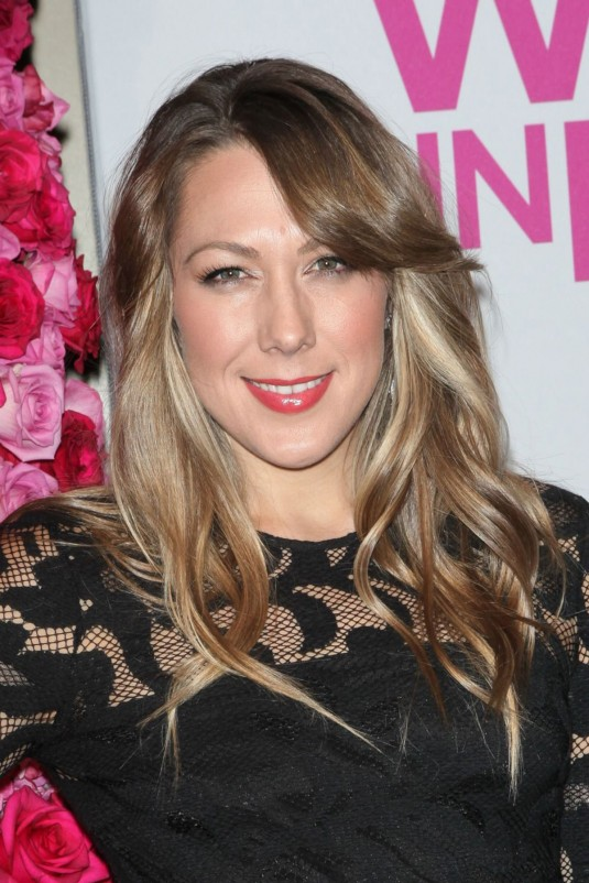 COLBIE CAILLAT at 2014 Billboard Women In Music Luncheon
