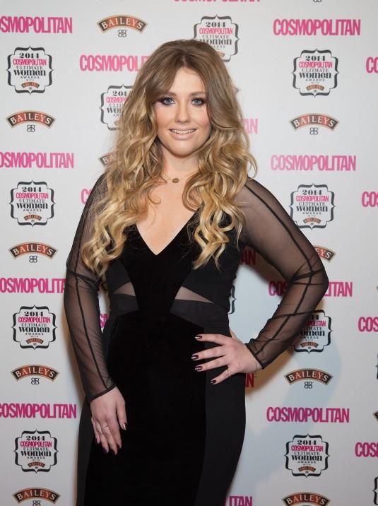 ELLA HENDERSON at Cosmopolitan Ultimate Women Awards
