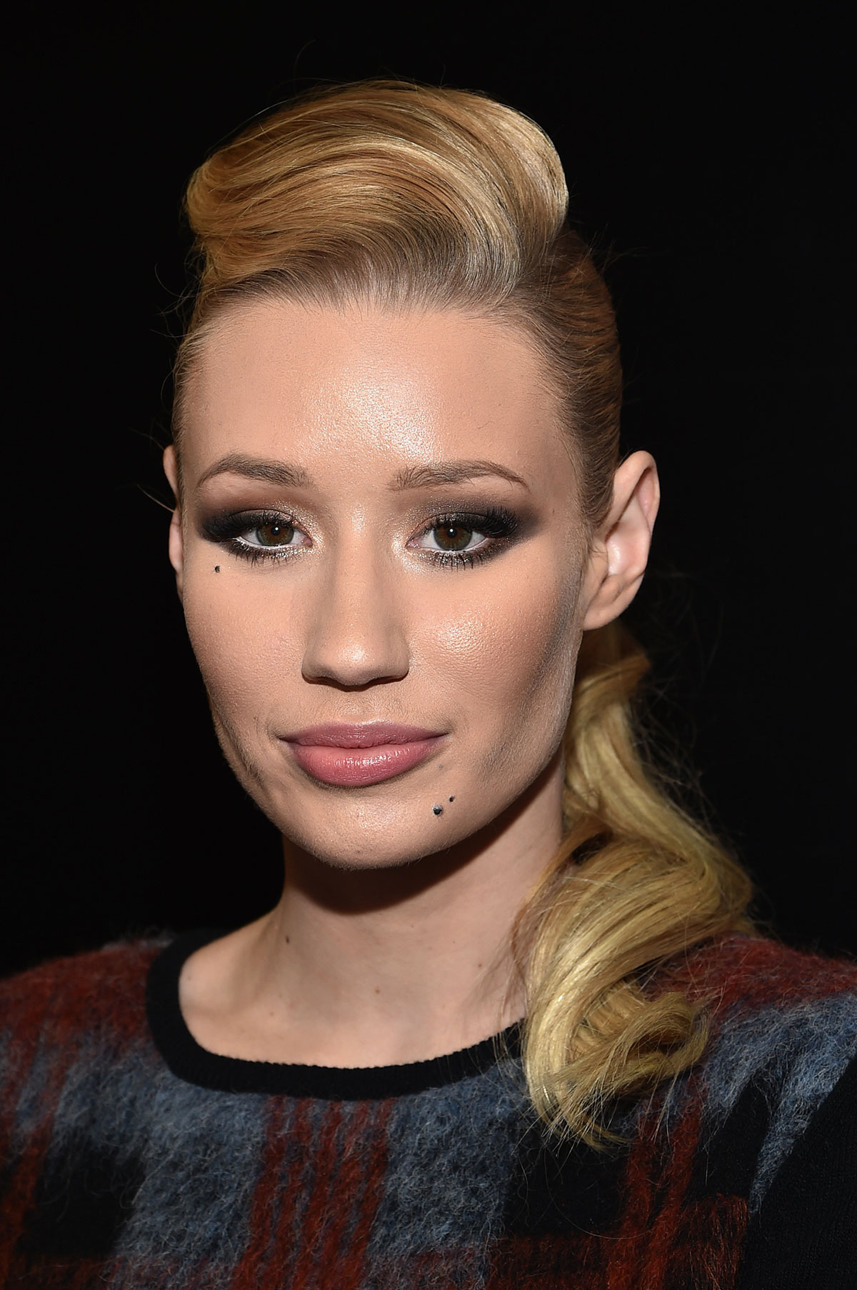 Iggy Azalea At Kiss 108 S Jingle Ball 2014 In Boston