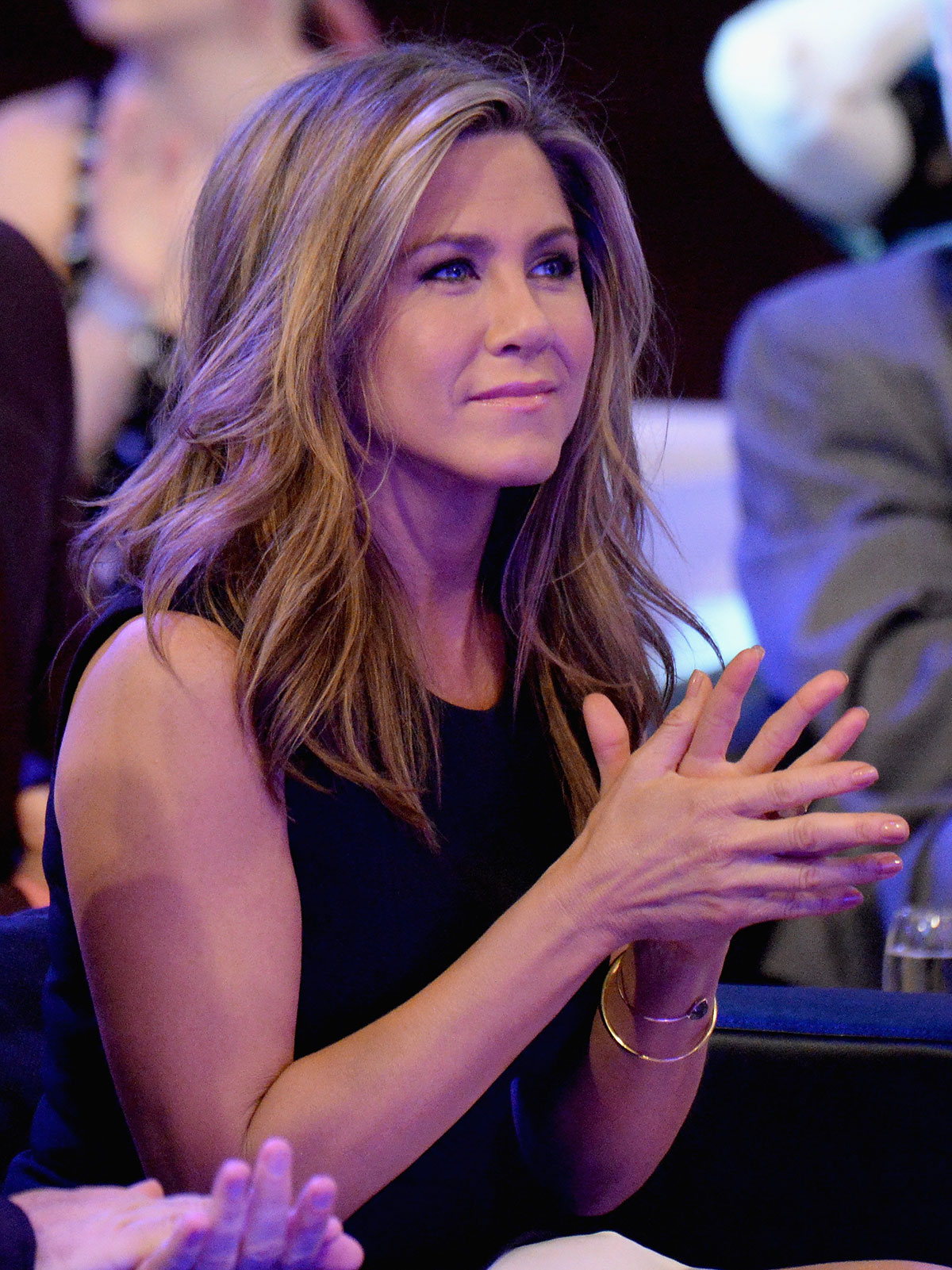 JENNIFER ANISTON At The People Magazine Awards In Beverly